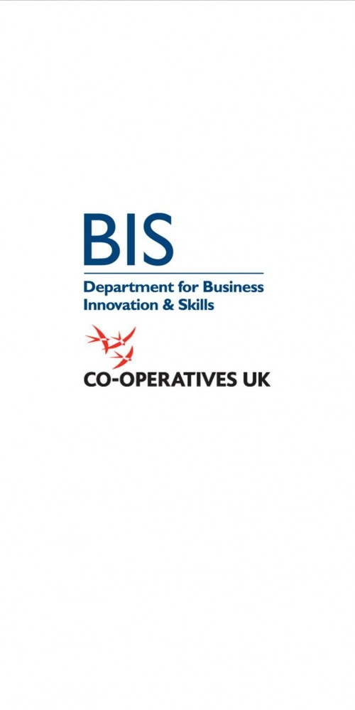 BIS and Co-op logo