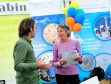 Community Power Cornwall launched their second share offer at The Green Cornwall Show