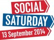 Social Saturday logo